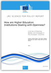 How are higher education institutions dealing with openness? - European Commission report   Higher education news for libraries and librarians   Scoop.it