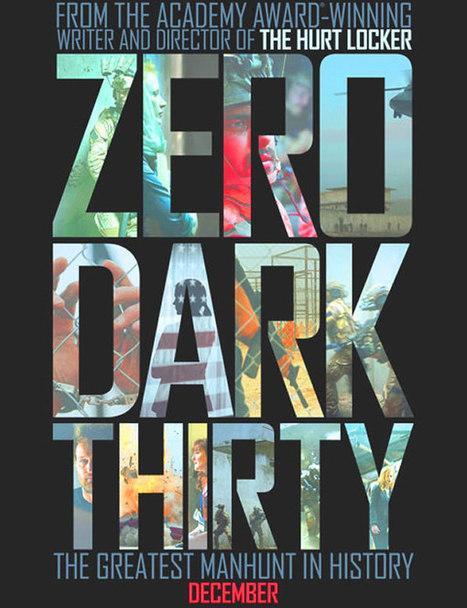 Zero Dark Thirty: Driving to a Goal by Challenging the Status Quo   Mediocre Me   Scoop.it