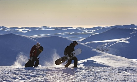 Skiing in Scotland: could you swap the Alps for the Cairngorms ... | English | Scoop.it