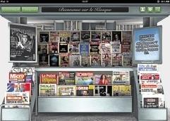 Les kiosques numériques commencent à décoller | DocPresseESJ | Scoop.it