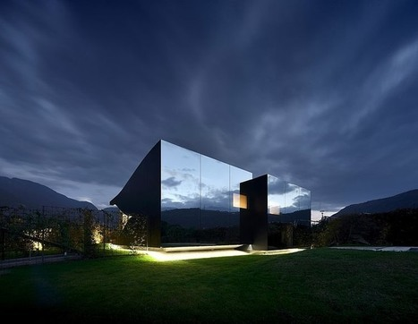 The Mirror Houses by Peter Pichler Architecture | Today's Modern Architects and Architecture | Scoop.it