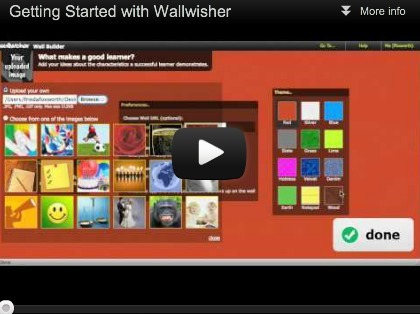 Wallwisher in the Classroom | Thinking About Learning | Into the Driver's Seat | Scoop.it