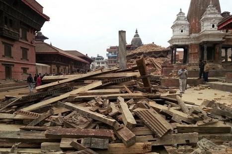 Le riche héritage culturel du Népal réduit en miettes | Archivance - Miscellanées | Scoop.it