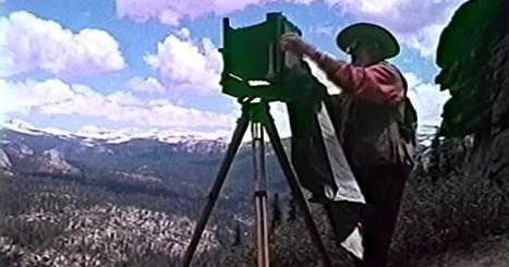 Ansel Adams' Work Schedule, Advice for Young Photographers, and More | L'actualité de l'argentique | Scoop.it