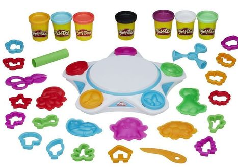 Play-Doh crosses over into digital | Retail and Technology | Scoop.it