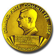 2015 Deming Prize Winners « The W. Edwards Deming Institute Blog | YAP Conseil | Scoop.it