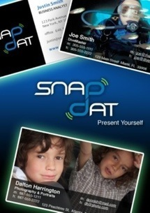 iPhone App Review: SnapDat (Follow on Twitter @SnapDat) | iPhones and iThings | Scoop.it