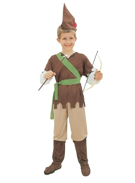 Childs Robin Hood Fancy Dress Costume | Fancy Dress Ideas | Scoop.it