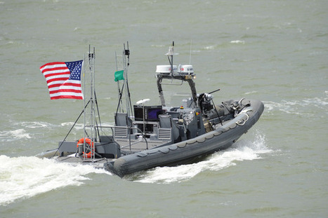 The Navy is building robotic weaponized boats | Robots and Robotics | Scoop.it