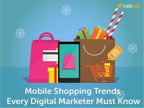 Mobile Holiday Shopping Trends For Marketers | Shopping Malls in the Social Web Era | Scoop.it