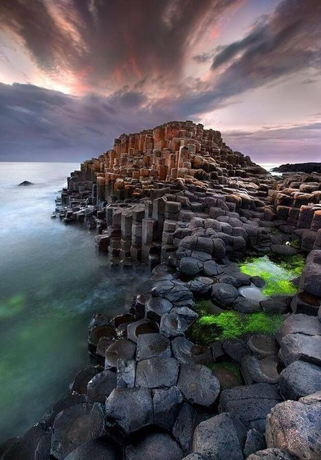 The Giant's Causeway, Ireland | Branding con mucho Arte | Scoop.it