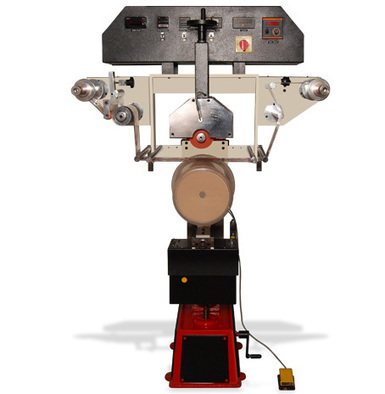 Heat transfer machine for plastic pails and bucket | Hot Foil Stamping Machine | Scoop.it
