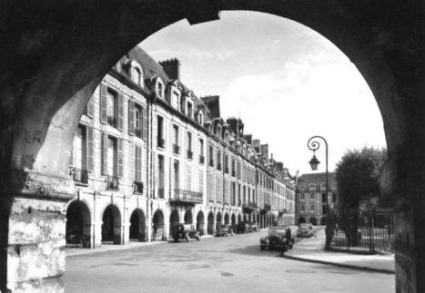 Les 5 places royales de Paris | Blog Paris Insolite | Paris pepites | Scoop.it