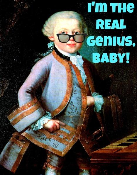 Our Genius Problem   Daring Ed Tech   Scoop.it