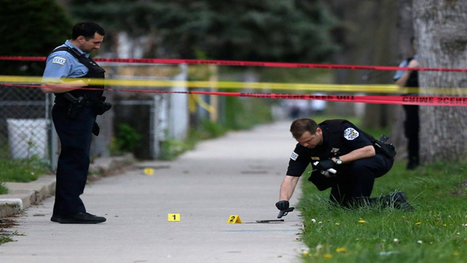 Dailytimes | Chicago police use algorithm in battle against gun violence | Criminology and Economic Theory | Scoop.it