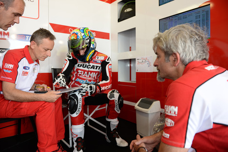 Photo Gallery - Ducati Superbike Team - Misano Friday | Ductalk Ducati News | Scoop.it
