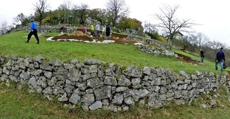 Terrasses des collines bisontines et d'ailleurs | pierresèche | Scoop.it