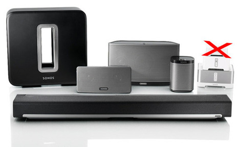 Sonos Wants To Ditch Its Only Annoying Shortcoming | MUSIC:ENTER | Scoop.it