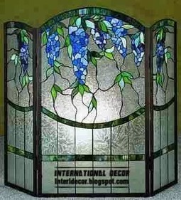International decor: Stained Glass in the interior - Top trends and designs   International Decorating ideas   Scoop.it