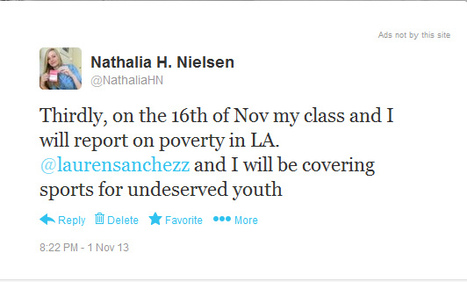 Twitter / NathaliaHN: Thirdly, on the 16th of Nov ... | Thoughts about the Ethics of Poverty Coverage | Scoop.it