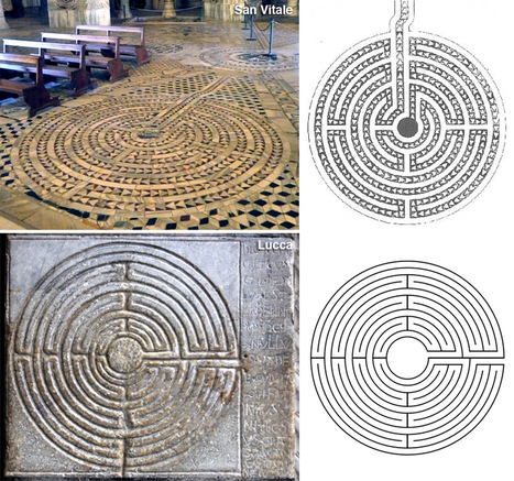 The Evolution of the Labyrinths and Mazes | The Creative Commons | Scoop.it