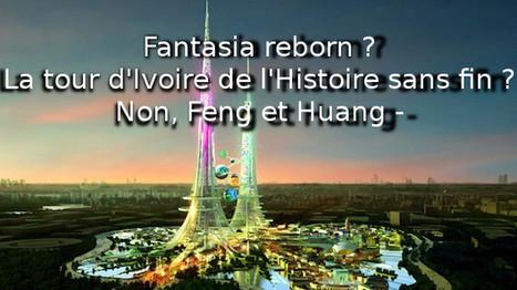 Le gratte-ciel kilométrique écolo pour la Chine ? | Immobilier International | Scoop.it