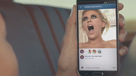 Sexting Comes to Instagram | leapmind | Scoop.it