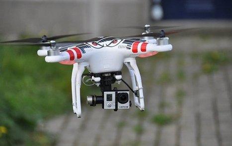 Bientôt des drones au lieu des réverbères dans les rues de Londres? | Fédération Belge du Drone civil | Scoop.it