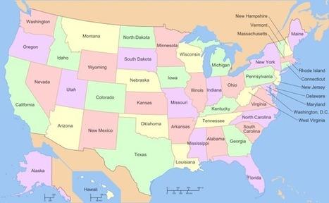 Lịch sử hình thành liên bang Hoa Kỳ | Truyền tin từ tâm | Scoop.it