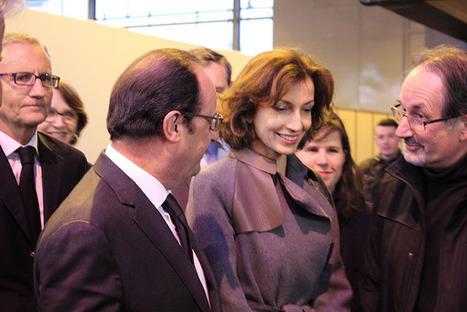 À Rouen, Audrey Azoulay ouvre les bibliothèques aux dimanches   Trucs de bibliothécaires   Scoop.it