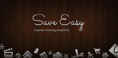 Save Easy - Expense Manager - Applications Android sur GooglePlay   Android Apps   Scoop.it