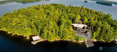 Private Island for sale - Bass Island, Ontario, Canada | Private Islands for sale and for rent | Scoop.it