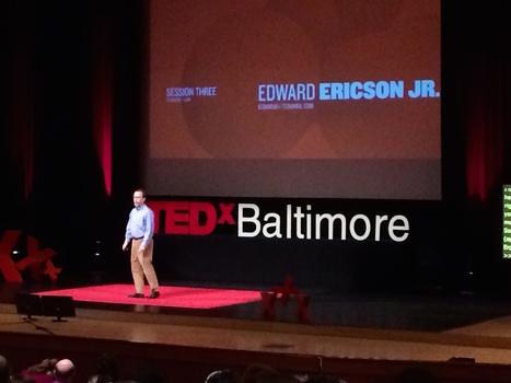 At TEDxBaltimore, City Paper's Edward Ericson slams 'sharing economy' | Peer2Politics | Scoop.it