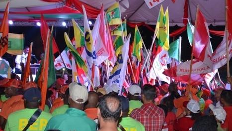 Verkiezingen in Suriname, tegen wie neemt Bouterse het op? | NOS | Nieuws | Scoop.it