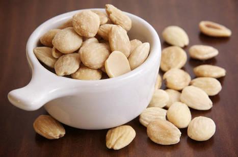 Warum Mandeln der optimale Snack sind | Ernährung und Gesundheit | Scoop.it