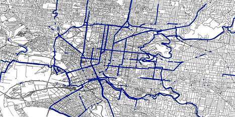 Strava's Cycling App Is Helping Cities Build Better Bike Lanes | Social Foraging | Scoop.it