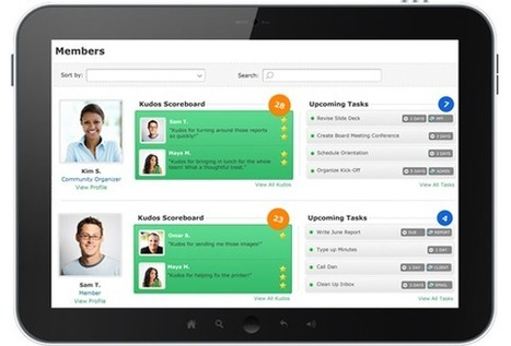 Free Video Conferencing & Collaboration from BigMarker | Communication design | Scoop.it