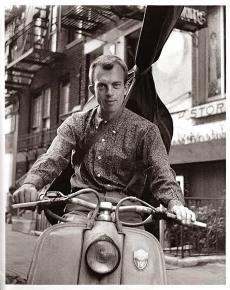 Bill Crow (1958) - A Modernist | Vespa Stories | Scoop.it