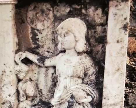 Ancient Greek relief revealed in İzmir | Monde antique | Scoop.it