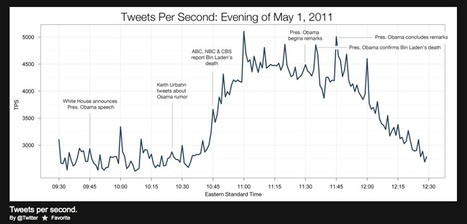 Osama Takedown Sets Twitter Record | MarketingHits | Scoop.it