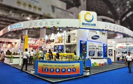 Create a Buzz of Your Business with Creative Stall Design at Any Exhibition | Exhibition Stall Design and Booth Construction | Scoop.it