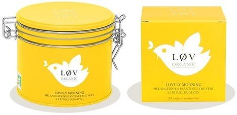 Løvely Morning : la nouvelle création de Løv Organic   Thé, plantes à infusion, tisanes   Scoop.it