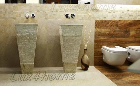 Photos from Lux4home-Indonesia's post - Lux4home-Indonesia | Facebook | Stone sinks | Scoop.it