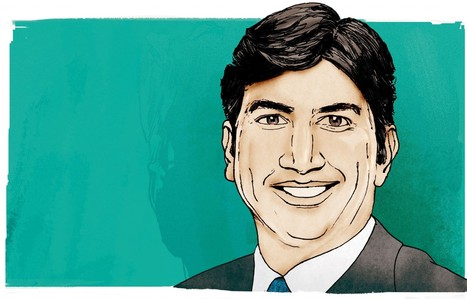 Innovators: Aneesh Chopra says open data is key if government wants to solve big problems | Government Data | Scoop.it