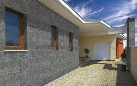 La pierre reconstituée, un produit tendance | Immobilier | Scoop.it