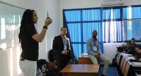 [Novembre 2014] Webdays Oran - Deux Dunkerquois ont coaché les entrepreneurs de demain en Algérie   Mounira Hamdi   Scoop.it