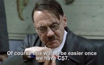 If Hitler Was An Adobe Customer...   Art for art's sake...   Scoop.it