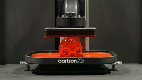 With $100M In Funding, Carbon3D Will Make 3D Manufacturing A Reality | Smart devices and technology solutions | Scoop.it