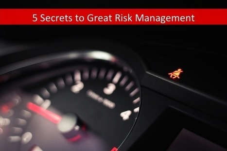 Ultimate Guide to Project Risk, Part 2: Risk Management | Social Project Management | Scoop.it