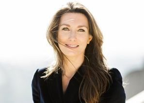 Anne-Claire Coudray (74e promo ESJ): «Claire Chazal est tout sauf agressive» | DocPresseESJ | Scoop.it